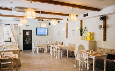 Банкетный зал ресторана Дача на Плоткина фото 2