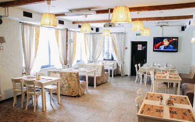 Банкетный зал ресторана Дача на Плоткина фото 3