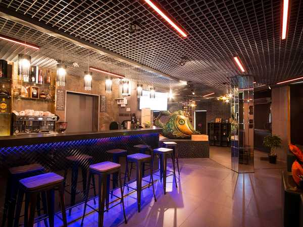 Smoke Office Lounge Bar