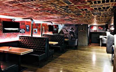 Банкетный зал паба Craft Domination на проспекте Мира фото 3
