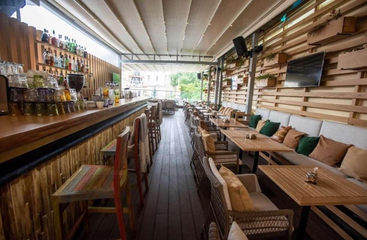 Ресторан Sun & Moon (Сан энд Мун) на Большой Никитской фото 11