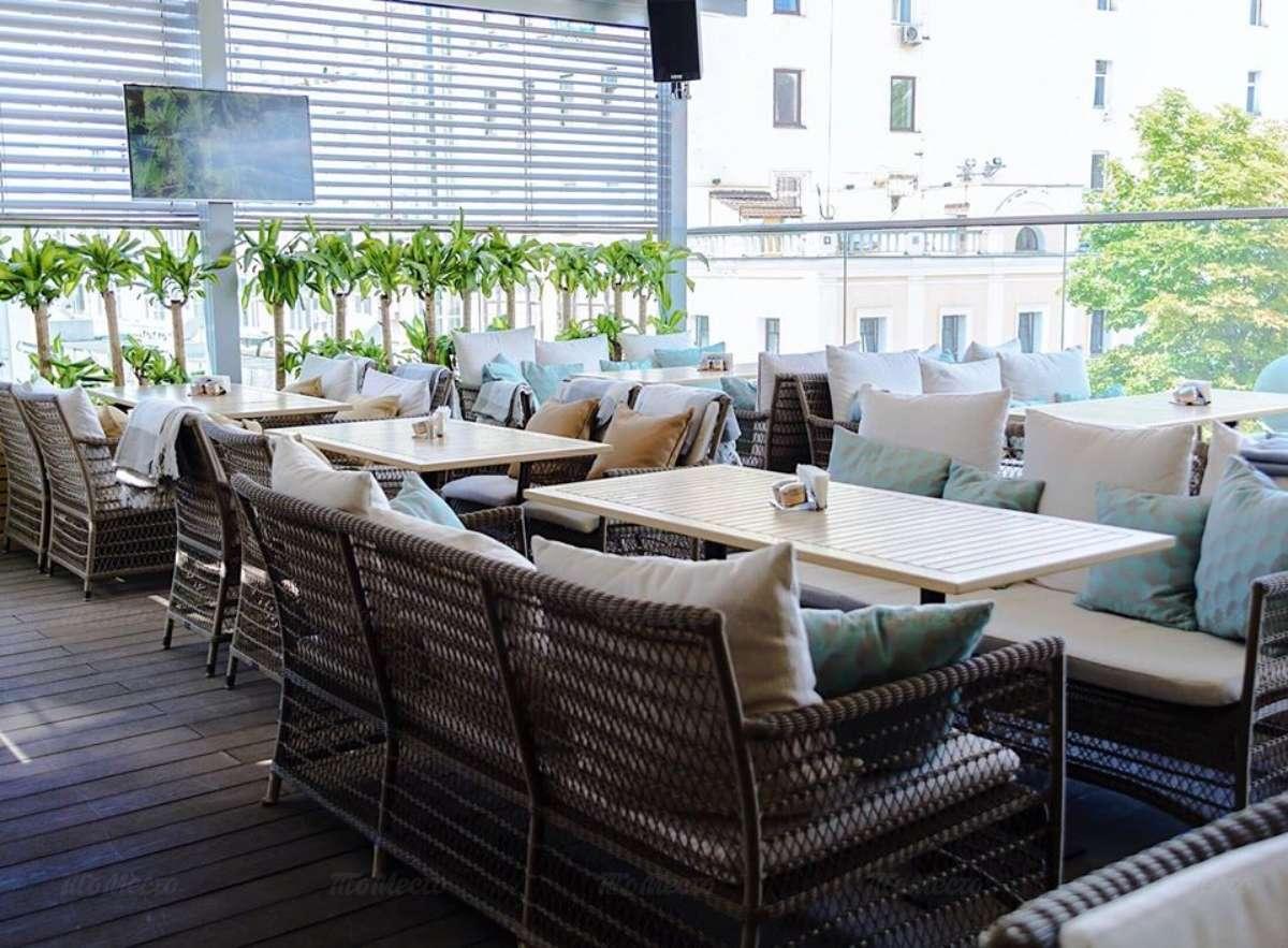 Ресторан Sun & Moon (Сан энд Мун) на Большой Никитской фото 10