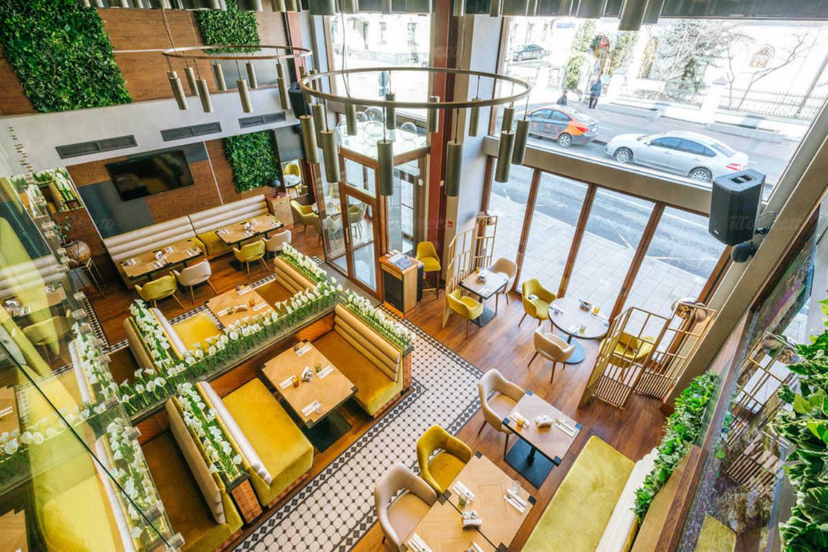Ресторан Sun & Moon (Сан энд Мун) на Большой Никитской фото 5