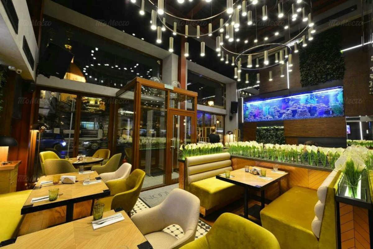Ресторан Sun & Moon (Сан энд Мун) на Большой Никитской
