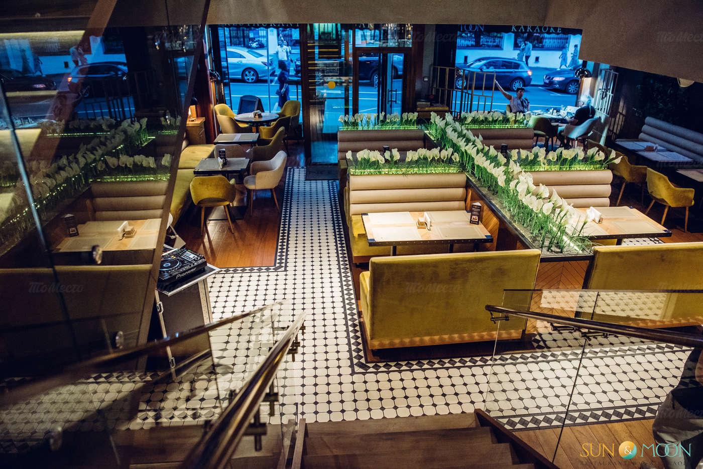 Ресторан Sun & Moon (Сан энд Мун) на Большой Никитской фото 8