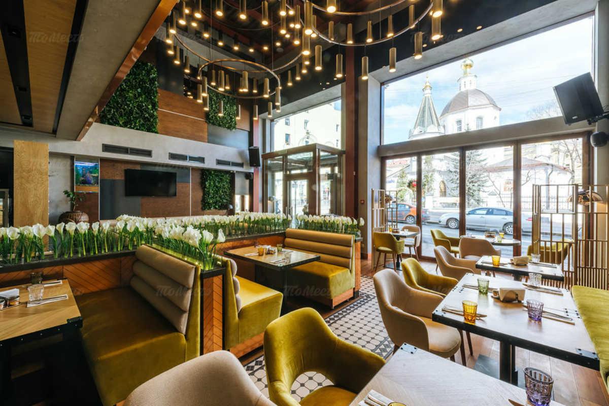 Ресторан Sun & Moon (Сан энд Мун) на Большой Никитской фото 4