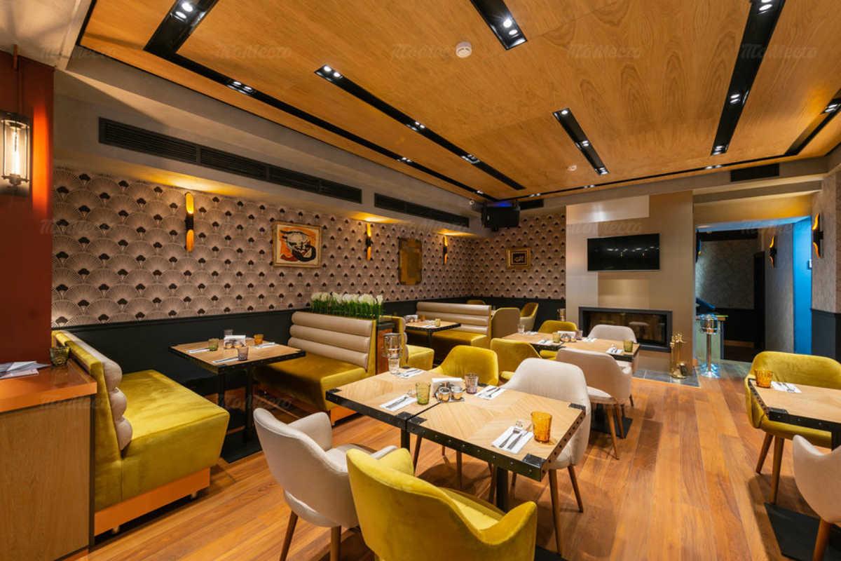 Ресторан Sun & Moon (Сан энд Мун) на Большой Никитской фото 3