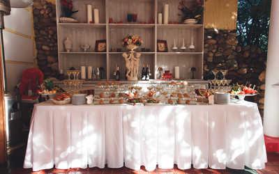 Банкетный зал ресторана Chalet Royal Club (Шале Роял) в поселке Архангельское фото 1
