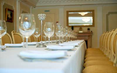 Банкетный зал ресторана Chalet Royal Club в поселке Архангельское фото 3