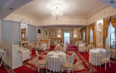 Банкетный зал ресторана Chalet Royal Club в поселке Архангельское фото 1