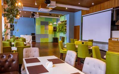 Банкеты ресторана El Inka на бульваре Генерала Карбышева фото 3