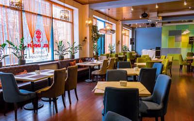 Банкеты ресторана El Inka на бульваре Генерала Карбышева фото 1