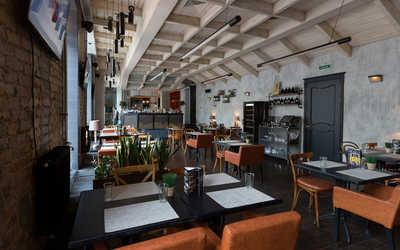 Банкетный зал ресторана Cafe 33/17 на Московском проспекте фото 2
