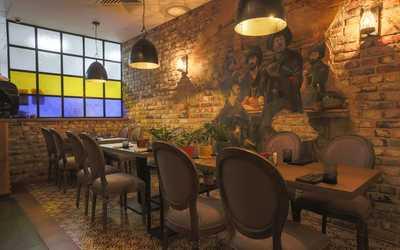 Банкетный зал кафе Батони на улице Кржижановского фото 3
