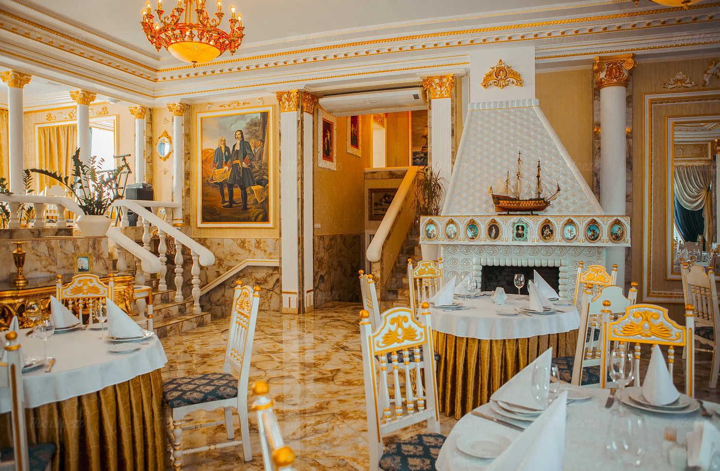 Ресторан Петровский Причал на Левобережной улице