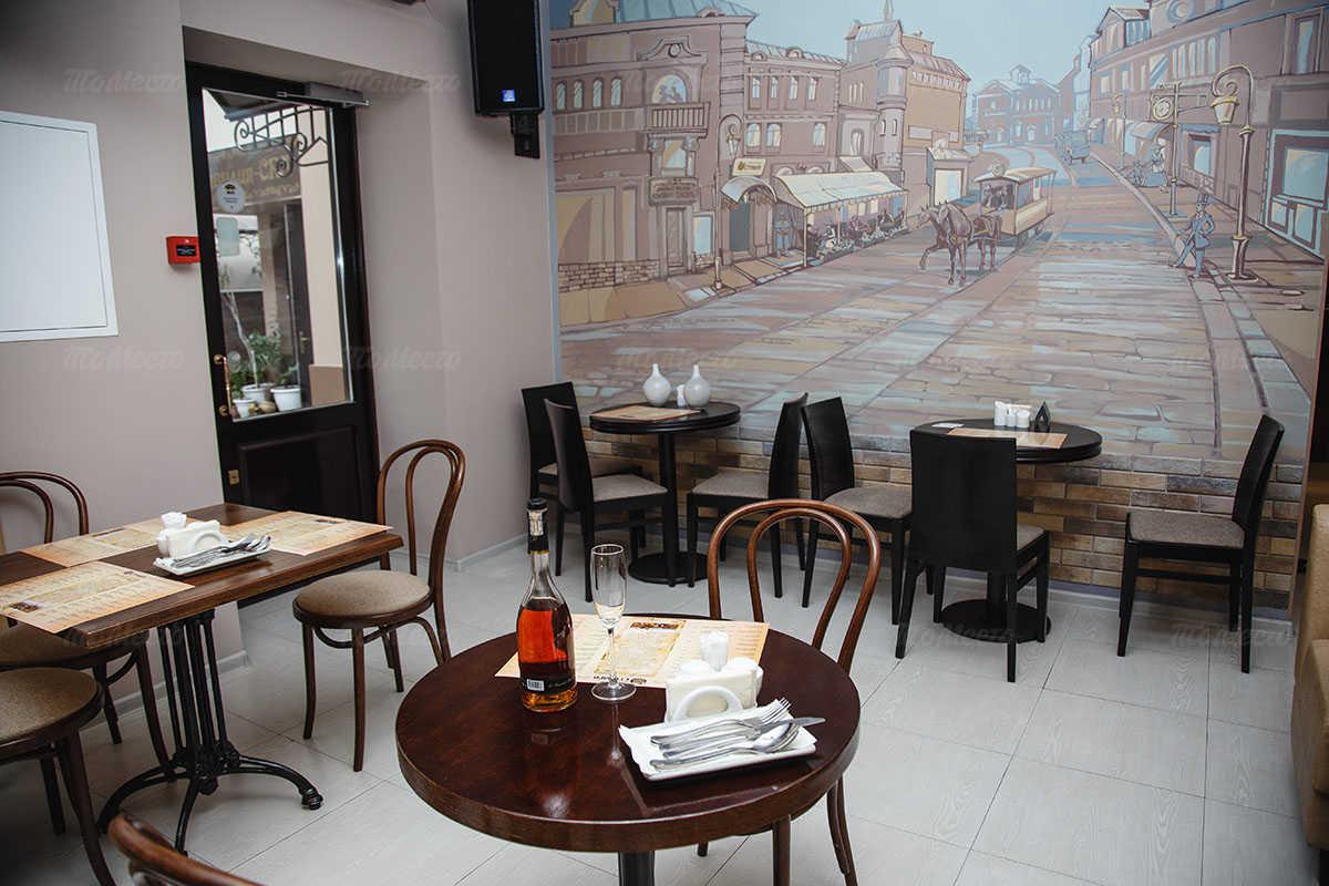 Кафе Стумари в Тессинском переулке фото 6