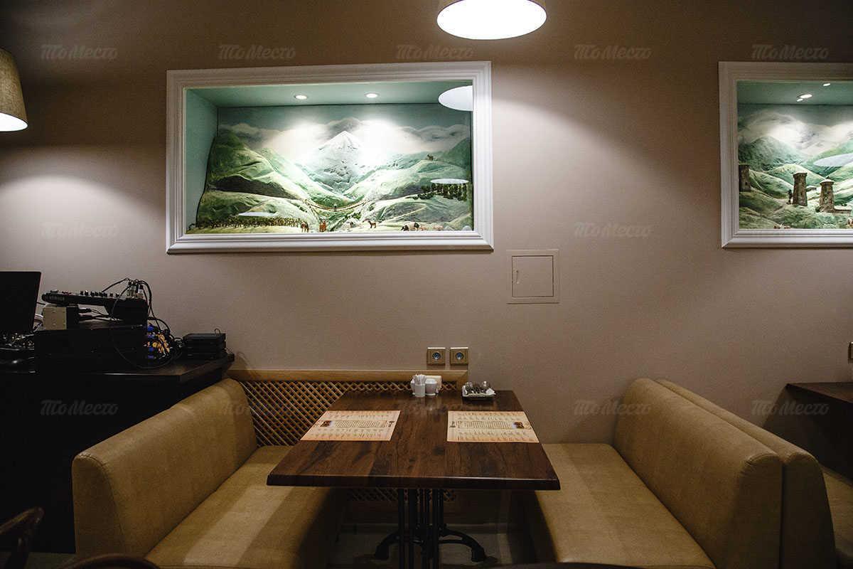 Кафе Стумари в Тессинском переулке фото 7