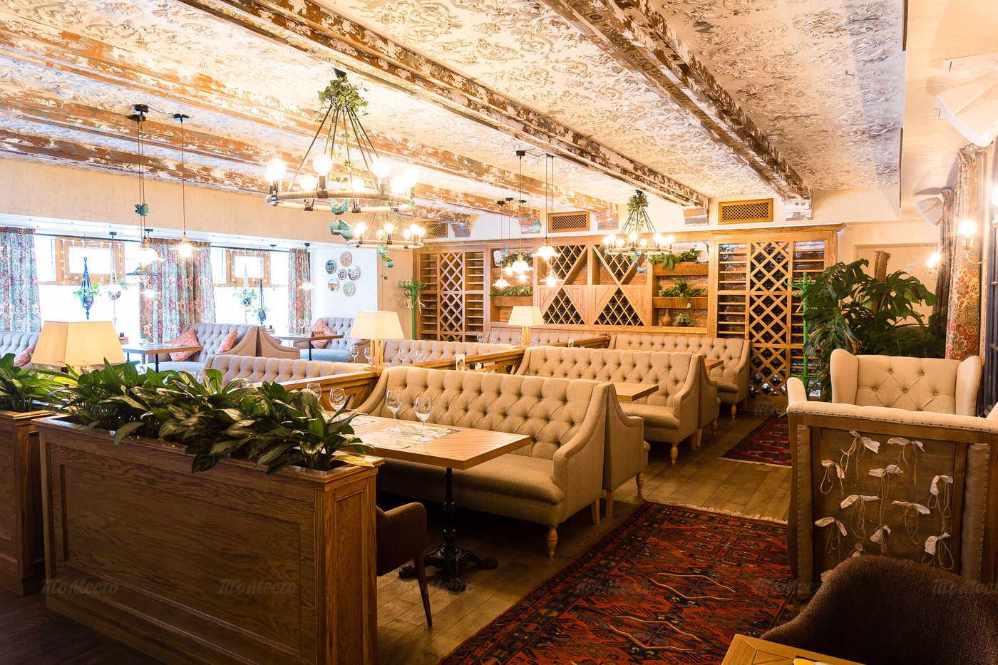 Ресторан Грузинские каникулы на Кузнецком мосту фото 5