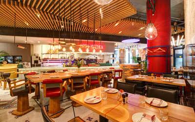 Банкетный зал ресторана Crabber (Краббер) на Бутырском Валу фото 2