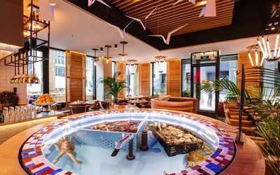 Банкетный зал ресторана Crabber (Краббер) на Бутырском Валу фото 1