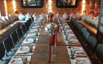 Банкетный зал ресторана Castle Dish на Садовой-Черногрязской фото 3
