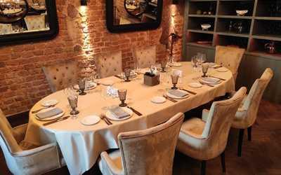 Банкетный зал ресторана Castle Dish на Садовой-Черногрязской фото 1