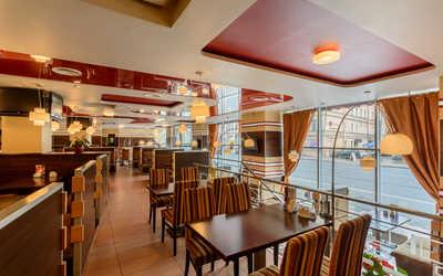 Банкетный зал ресторана Chili pizza на проспекте Добролюбова фото 1