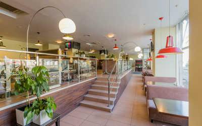 Банкетный зал ресторана Чили пицца (Chili pizza) на проспекте Добролюбова фото 2