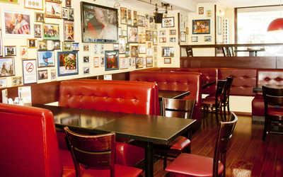 Банкетный зал бара DuckStar's в Благовещенском переулке фото 2