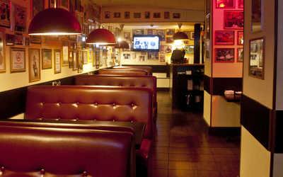 Банкетный зал бара DuckStar's в Благовещенском переулке фото 3