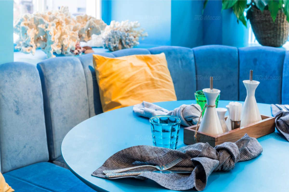 Ресторан Черетто море на Пятницкой улице фото 3