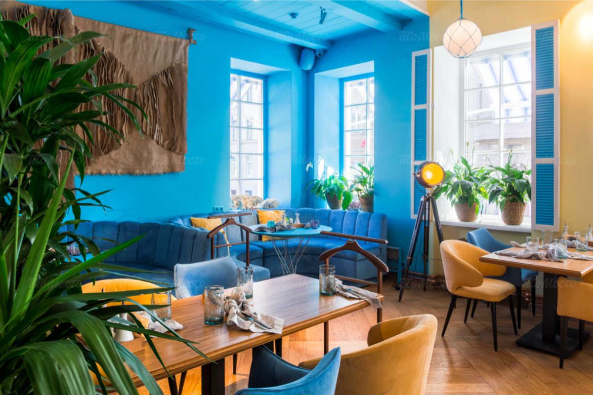 Ресторан Черетто море. Москва Пятницкая ул., д. 52