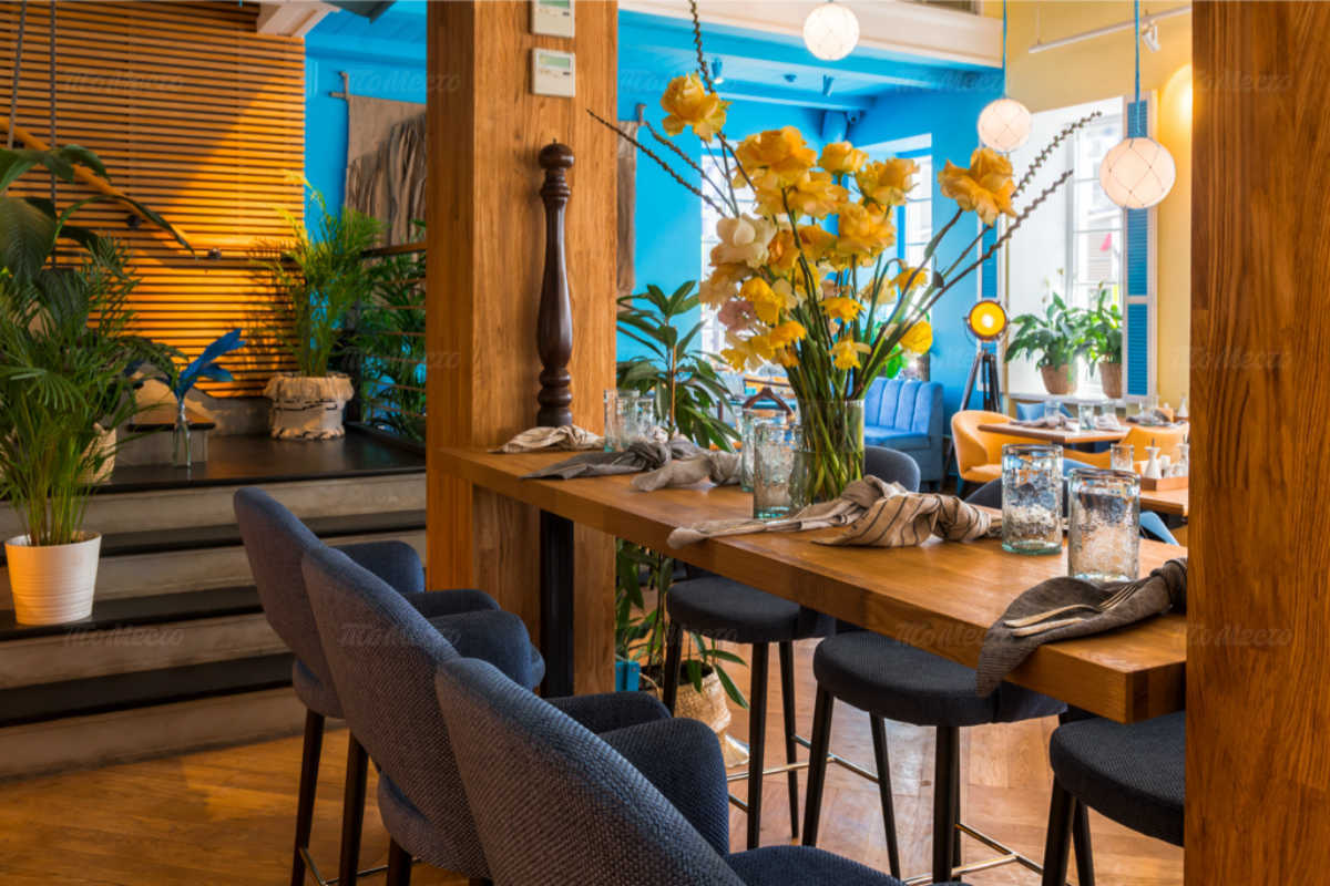 Ресторан Черетто море на Пятницкой улице фото 6