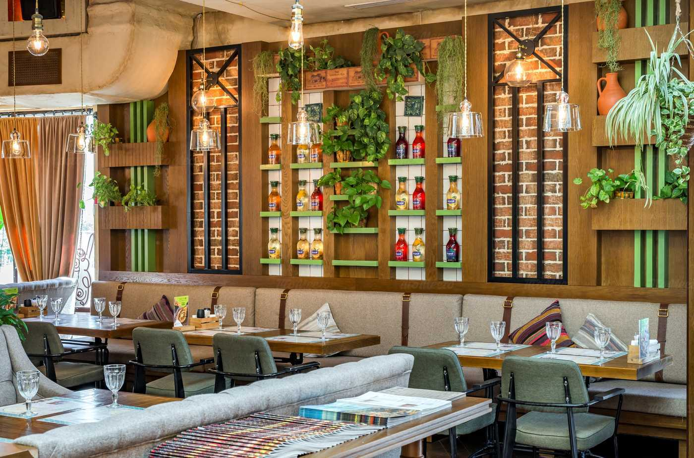 Ресторан Грузинские каникулы на Павшинском бульваре фото 3