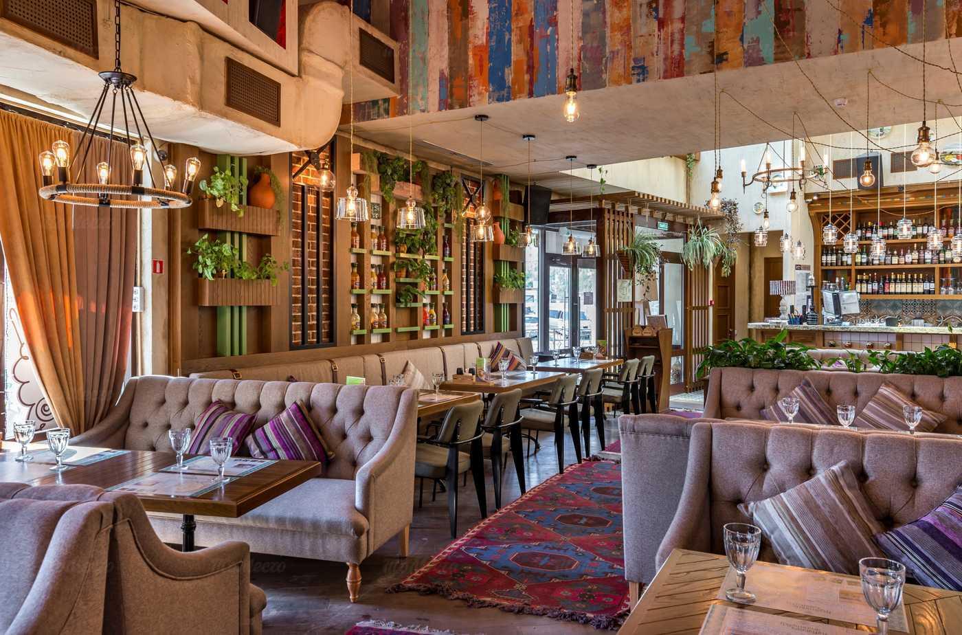 Ресторан Грузинские каникулы на Павшинском бульваре
