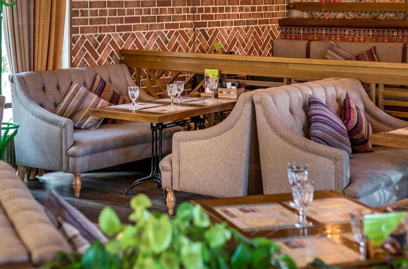 Ресторан Грузинские каникулы на Павшинском бульваре фото 6