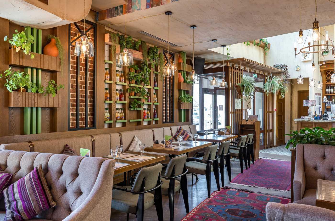 Ресторан Грузинские каникулы на Павшинском бульваре фото 4