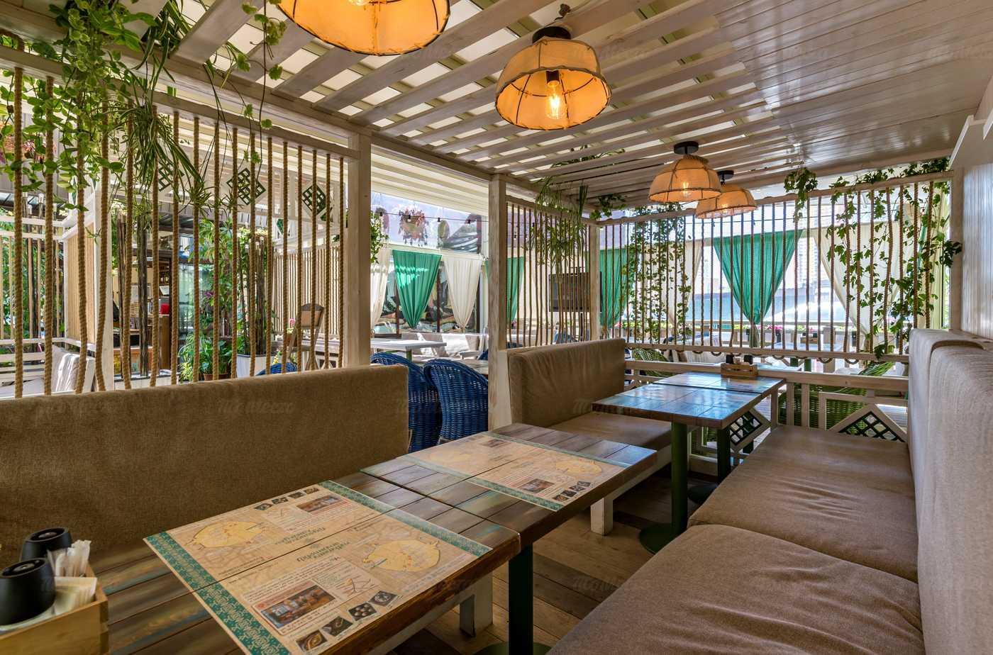 Ресторан Грузинские каникулы на Павшинском бульваре фото 9