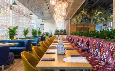 Банкетный зал ресторана Чайхона Жаровня на Театральном проезде фото 2
