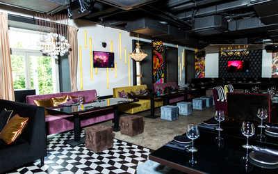 Банкетный зал ресторана Дипломат на Цветном бульваре фото 2