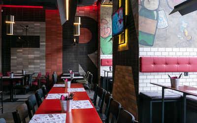 Банкетный зал ресторана Frank на Московском проспекте фото 3