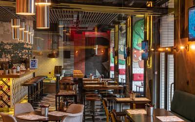 Банкетный зал ресторана Frank на Московском проспекте фото 1