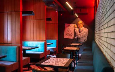 Банкетный зал ресторана Frank (Фрэнк) на Московском проспекте фото 2
