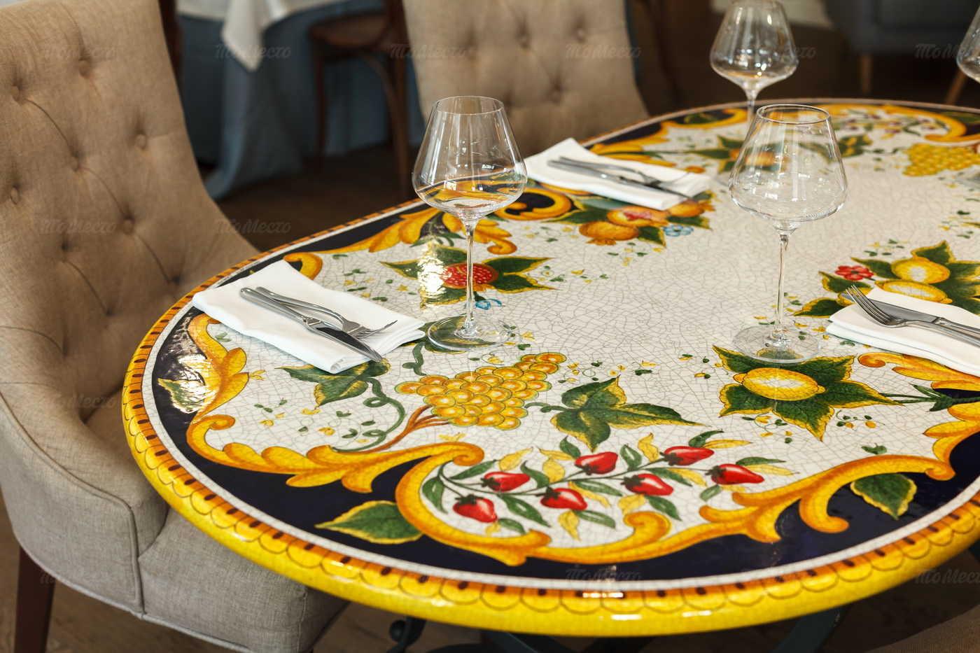 Ресторан Amo Cucinare на Большой Конюшенной улице фото 19