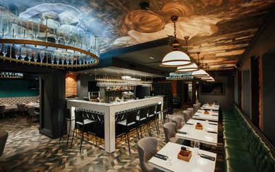 Банкетный зал ресторана 18/53 на Лиговском проспекте фото 2