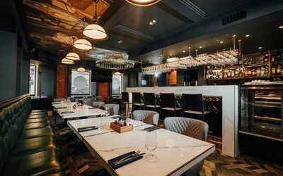 Банкетный зал ресторана 18/53 на Лиговском проспекте фото 3
