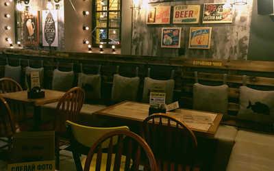 Банкетный зал бара Killfish2.0 на улице Восстания фото 1
