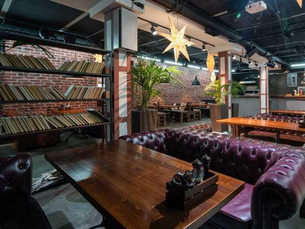Metropolis kitchen & bar (Метрополис)