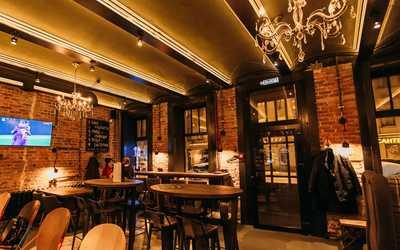 Банкетный зал гастробара Drunk & Happy на Разъезжей улице фото 1