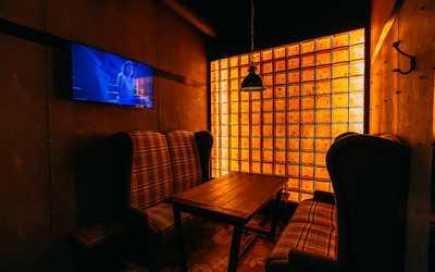Банкетный зал гастробара Drunk & Happy на Разъезжей улице фото 2